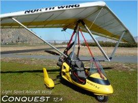 Conquest-2 Trike Wing