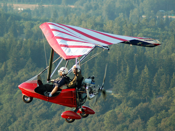 Sport X2 Apache - Trike only, for Rotax 912