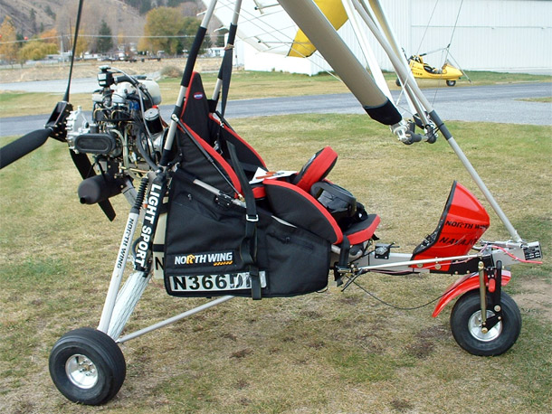 Sport X2 Navajo, Trike only, for Rotax 582